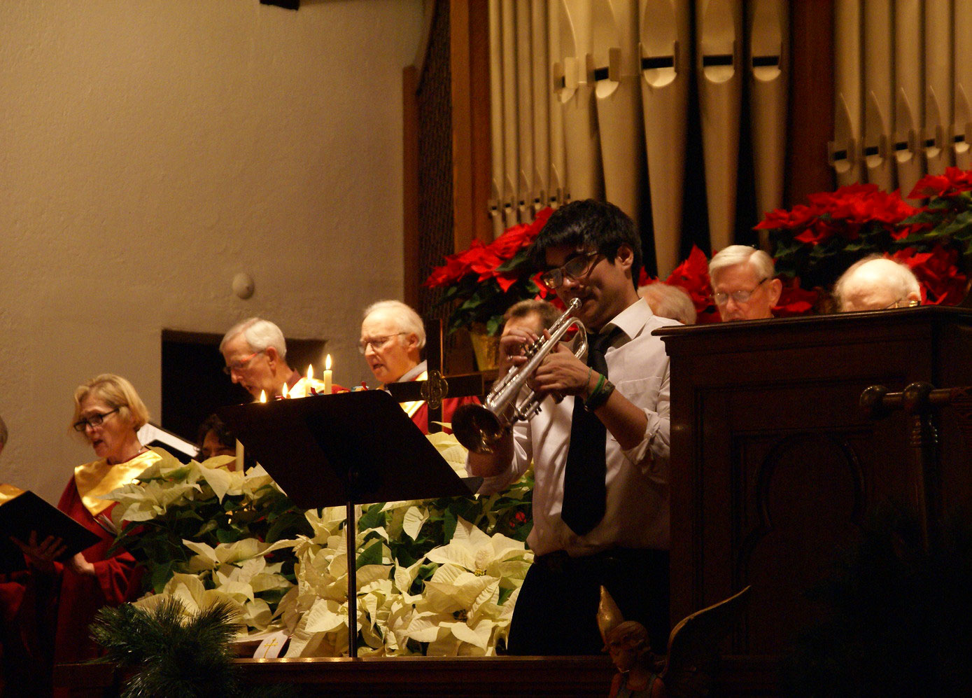 A Joyful Christmas Music Celebration, Dec. 17, 10:00 a.m.