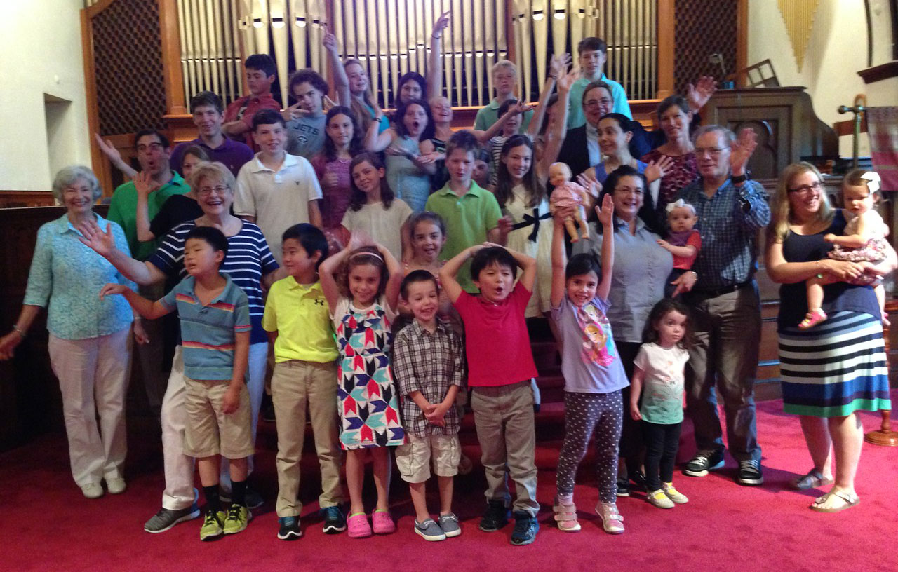 Sunday School Sunday