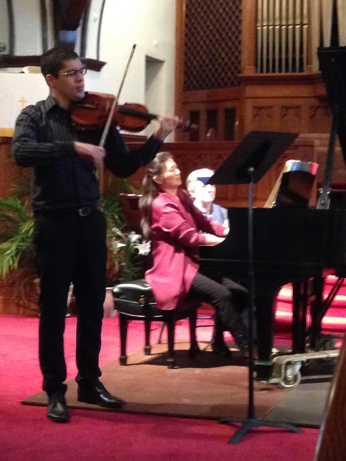 Music Scholarship Concert