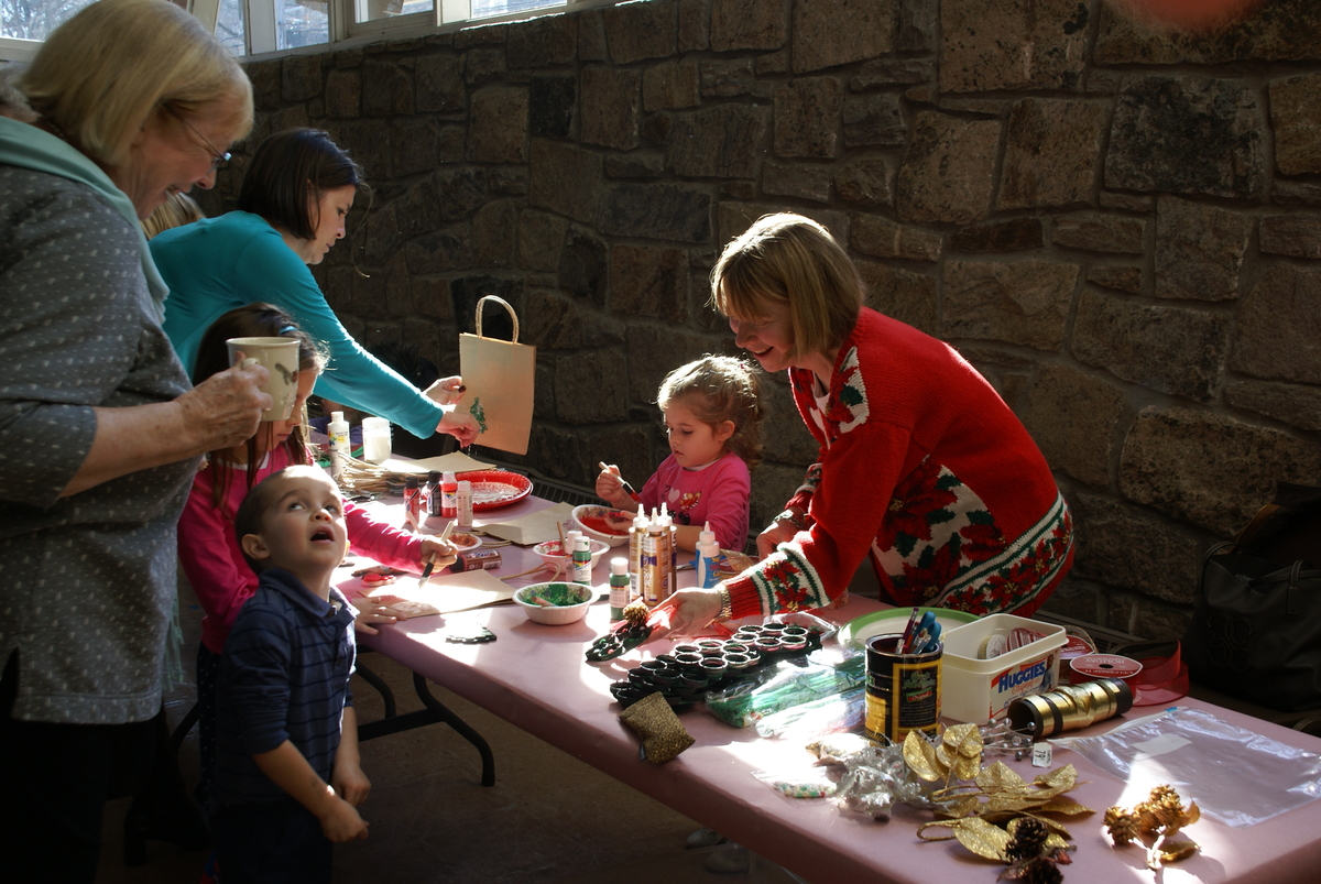 Advent Craft Fair, Dec. 2