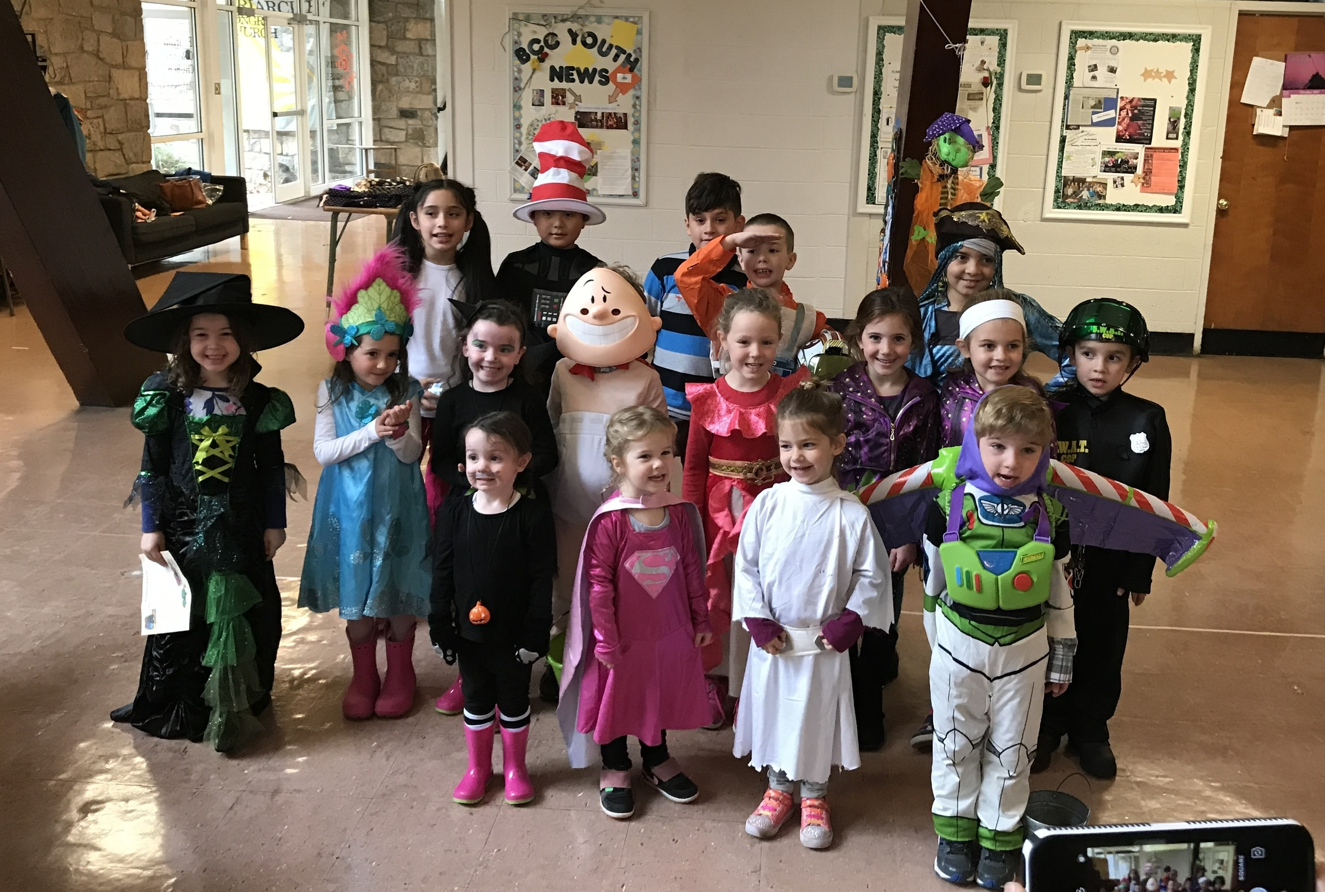Children's Halloween Party Fun