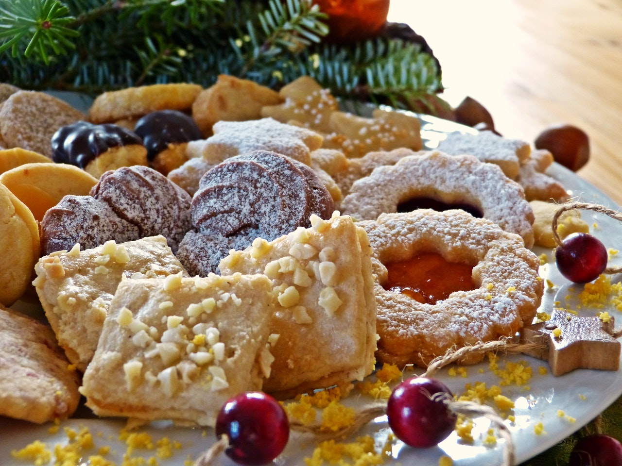 Women's Society Cookie Packing – Dec. 10, 2:00-4:00pm