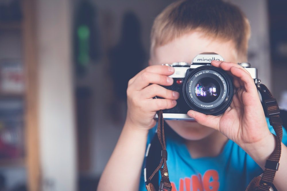 Kid's Photo Contest, May 1-31